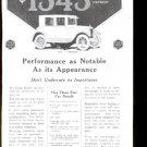 1922 Essex Coach   ad (# 4474)