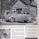 1937  Exciting 1937 Studebakers  ad (# 4401)
