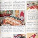 1960 Heinz Ketchup ad (#5417)