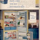1960  RCA Whirlpool Ice Magic refrigerator ad (#5837)