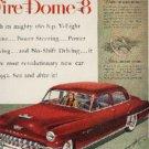 1952 Desoto  ad (#276)