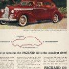 1940 Packard 120 ad (# 309)