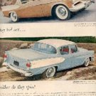 1957  Studebaker- Packard Corporation ad (# 2787)