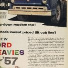1957 Ford Trucks ad (#227)