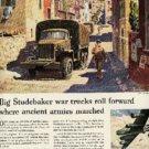 1944 Studebaker war trucks ad (#400)