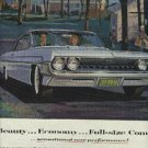 Dec. 1960  Dynamic 88 Oldsmobile ad (#537)