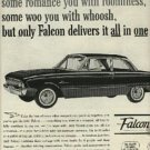 1960 ad of '61 Ford Falcon   (# 1279)