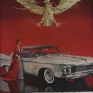 1960 ad  of 1961 Imperial (# 1308)