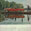 1961  Buick  ad (# 1287)