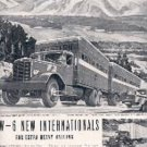 1946  International Trucks ad (# 3050)