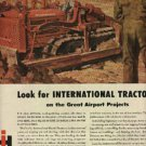 1945  International Tractors ad (# 1046)