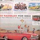 1960 Rambler    4-Door Hardtop ad (# 2591)