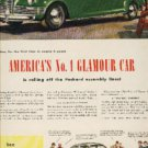 1945 ad of 1946 Packard   (#374)