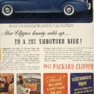 1941 ad of 1942 Packard  Clipper (#273)
