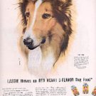 1947   Red Heart Dog Food ad (# 1833)