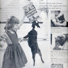 1957    Purina Dog Chow  ad (# 5000)