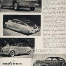 1941 ad of the 1942 models of New Cars (#176)