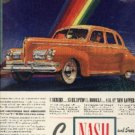 1941 ad of 1942 Nash (#318)