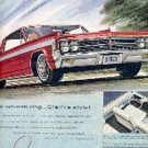 1962 ad  of 1963  Starfire  Oldsmobile( # 1692)