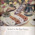 Feb. 17, 1947   Jane Parker Donuts at A& P Food stores  ad (#6232)