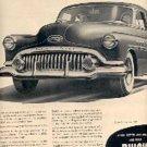 1952  Buick ad (# 1908)