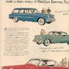 August 16, 1954  Studebaker ad (# 2786)