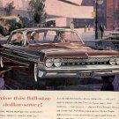 1961  Dynamic 88 Oldsmobile ad (#  2606)