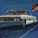 1961 ad of 1962 Oldsmobile Starfire ad (# 1299)