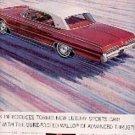 1962  Buick Wildcat ad (#  2081)