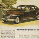 1947 Plymouth   ad (#270)