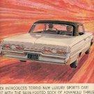 1962 Buick Wildcat ad ( # 2729)