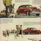 1948  Ford's Out Front  ad (# 1020)