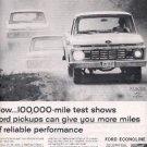 1963  - '63 Ford Trucks ad ( # 2642)