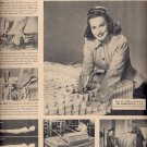 April 7, 1947    Simmons Beautyrest      ad  (#6396)
