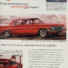 1961 Oldsmobile Cutlass ad (# 133)