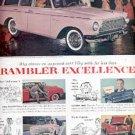 1961  Rambler    4-Door Wagon ad (# 2635)