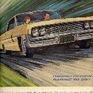 1962  Oldsmobile ad ( # 1456)