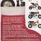 December 1, 1972  Honda Motorcycle ad (#  1431)