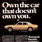 1971 ad  of 1972 Ford Maverick ( # 3191)