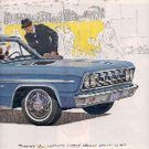 1962 ad  of 1963 Oldsmobile F-85. (#  1415)