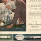 1948  International Sterling ad ( # 3130)