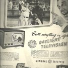 Sept. 13, 1948   General Electric Television    ad  (# 5519)
