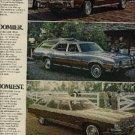 1972  Oldsmobile  wagons ad (#  1041)