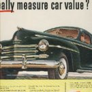 1947 Plymouth ad (# 377)