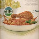 1964  Wesson poly-unsaturated oil   ad (#5653)