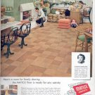1957  Mastic Tile Corporation of America - Matico Products ad (# 4810)
