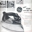 1951 General Electric iron  ad (#4332)