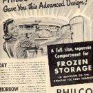1944  Philco Refrigerator ad ( # 2029)