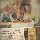1964  Friskies Mix    ad (#4011)