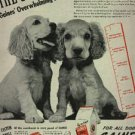 1945  Gaines Dog Meal   ad (# 892)